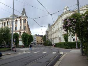 Enchantingly beautiful Oslo streets